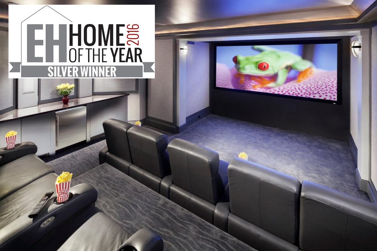 SILVER, Best Home Theater