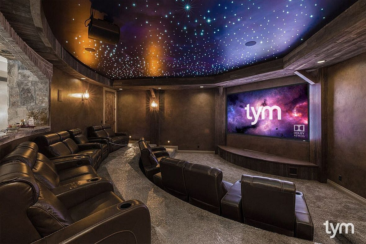 TYM Home Theaters & Smart Homes