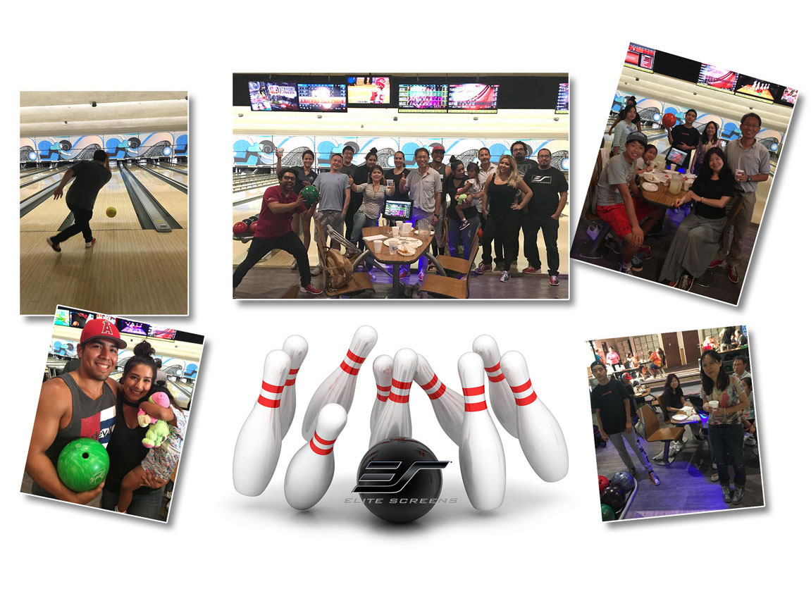 BOWLING TOURNAMENT on Sep. 10th, 2018