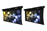Vmax Tab-Tension Dual projection screen