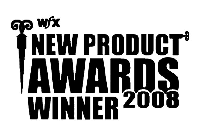 2008 WFX New Products Award Winner