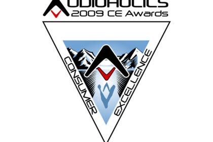 Audioholics 2009 CE Award