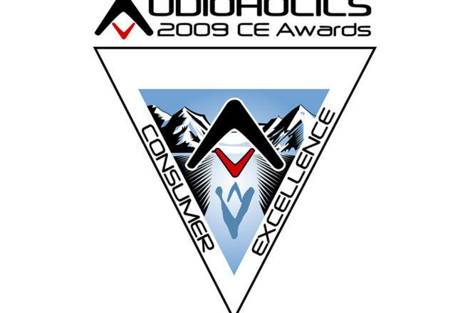Audioholics 2009 CE Award