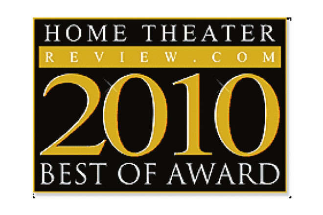 Review.com Best of 2010 Award