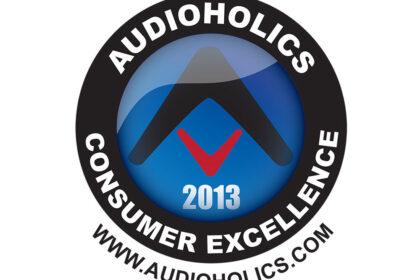 2013 Audioholics Consumer Excellence Award