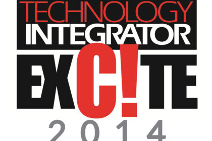 Technology Integrator Magazine's 2014 EXCITE Award