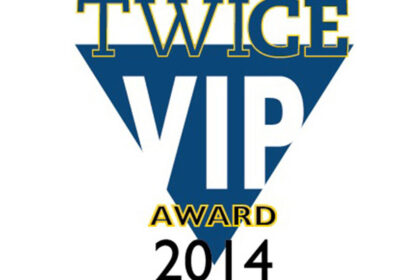 2014 TWICE VIP Award