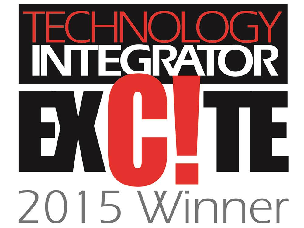 2015 EXCITE Award