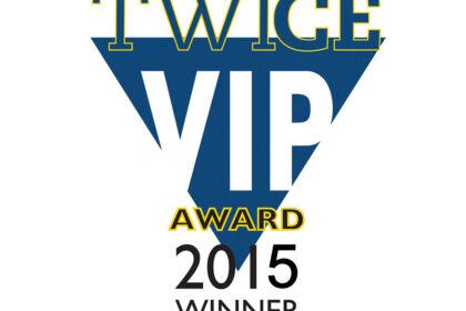TWICE Magazine's 2015 VIP Award