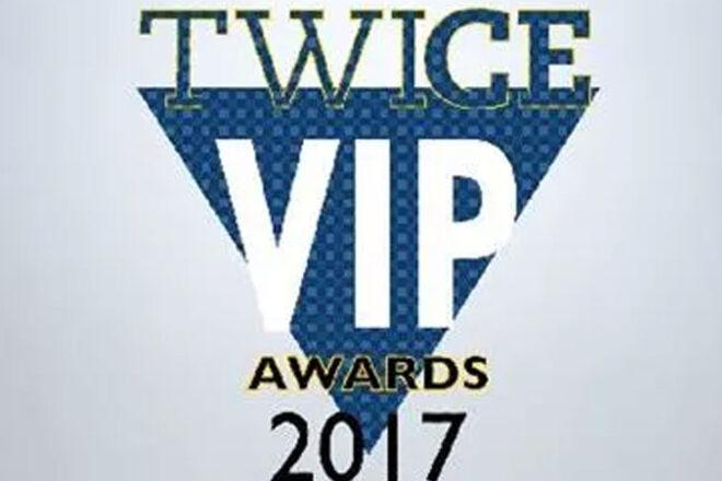 TWICE Magazine's 2017 VIP Award
