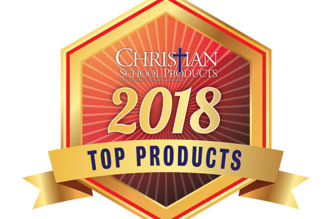Christian School Products Magazine 2018 Top Products Award