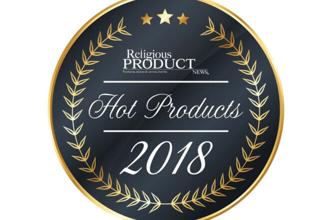 Religious Product News 2018 Hot Products Award
