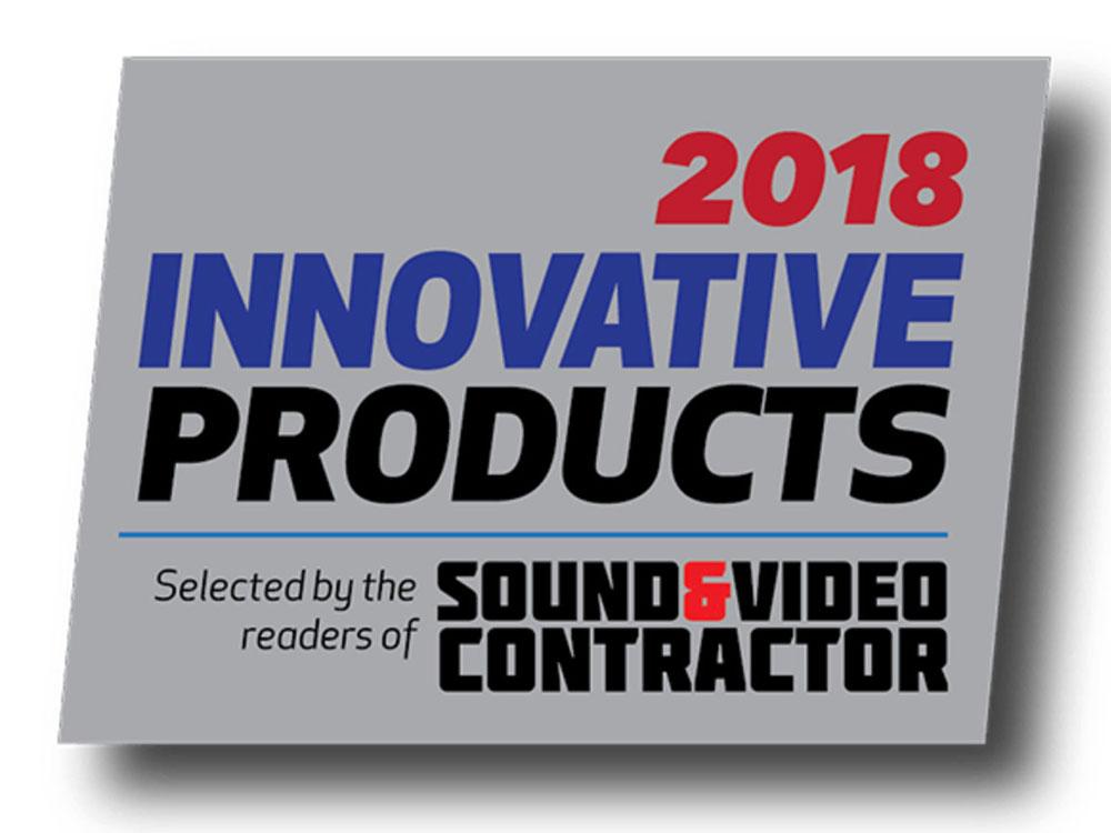 2018 SVC Innovative Product Award
