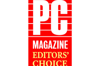 PC Magazine's 2016 Editor's Choice Award