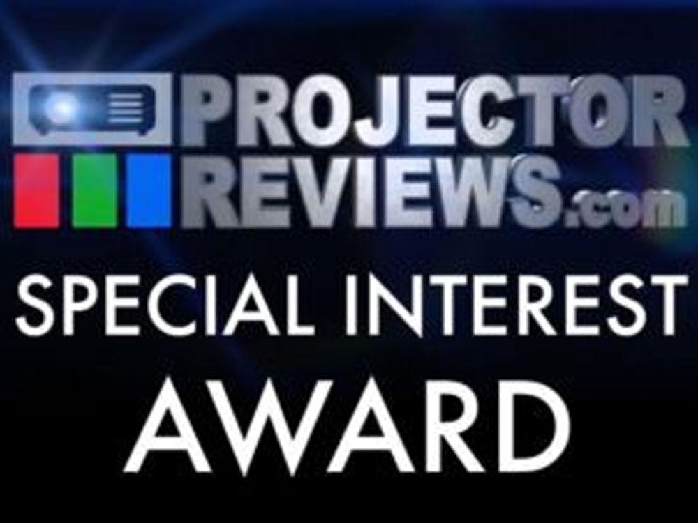 Special Interest Award