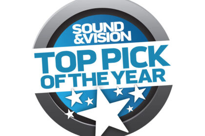 Sound & Vision Top Picks of the Year Award