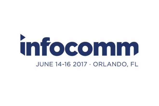 InfoComm 2017