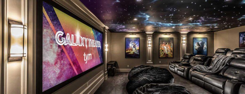 Galaxy Theater Installation