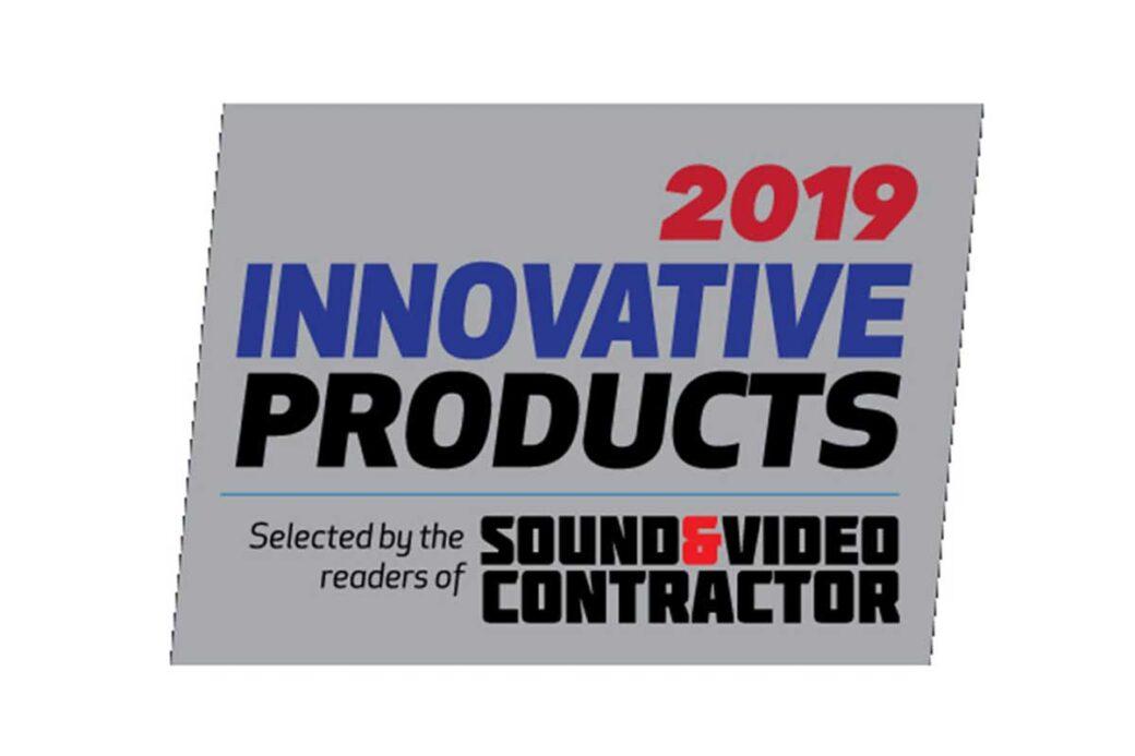 2019 SVC Innovative Product Award