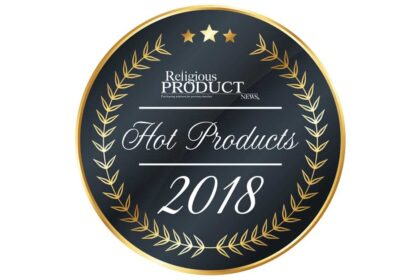 2018 Hot Products Award by Religious Product News