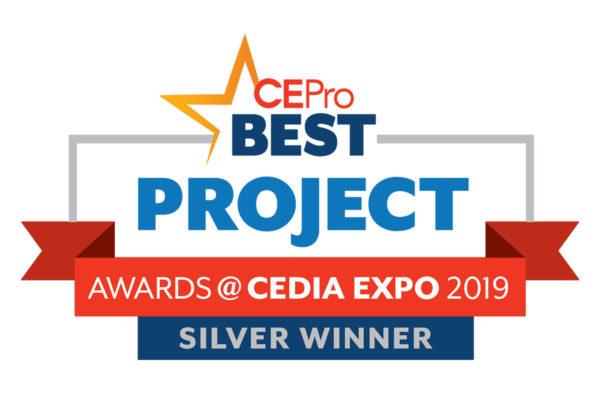 Silver CE Pro 2019 Best Award