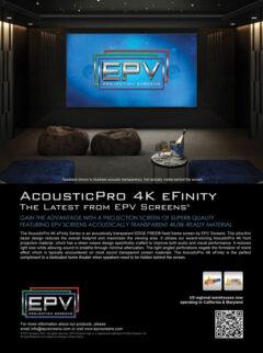 EPV Acoustic Pro 4K
