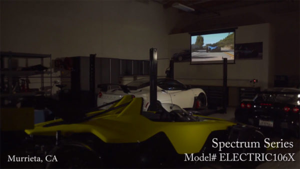 Spectrum with Sector 111 Racing Company