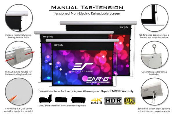 Manual Tab-Tension Series FOP