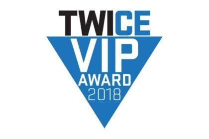 TWICE Magazine's 2018 VIP Award