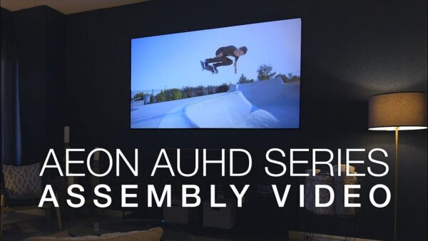 Aeon AcousticPro UHD Assembly