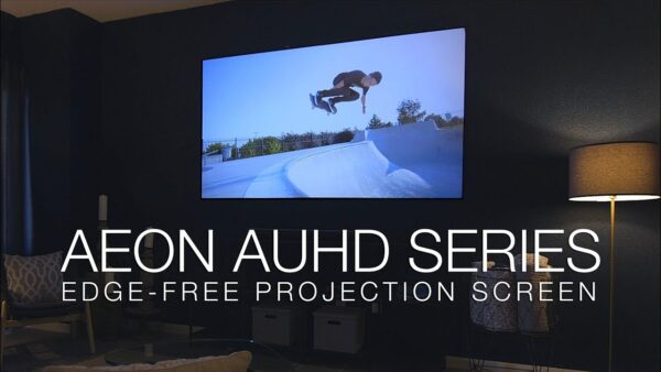 Aeon AcousticPro UHD Product Video