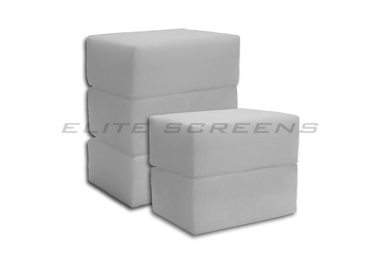 ZER4 : 5 pc set of High Density whiteboard erasers