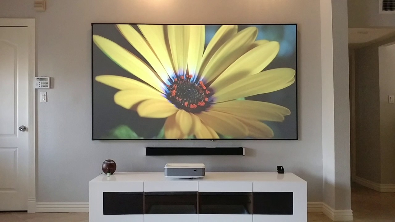AEON CLR Projection Screen Customer Review