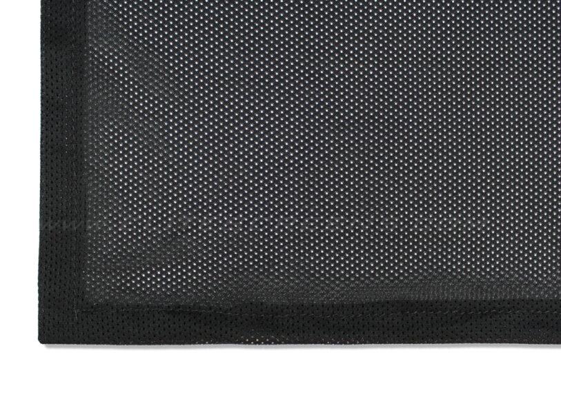 Black Backing Close-up