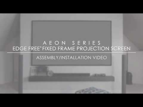 Aeon Series Assembly / Installation Video (Velcro Version)