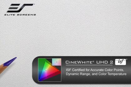 CineWhite® UHD 2