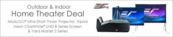 Outdoor theater deal
