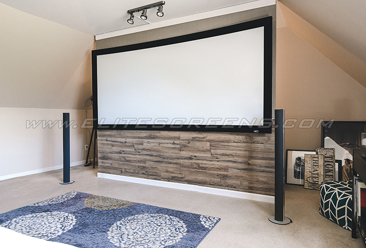 Lunette 2 Series in Home Theater