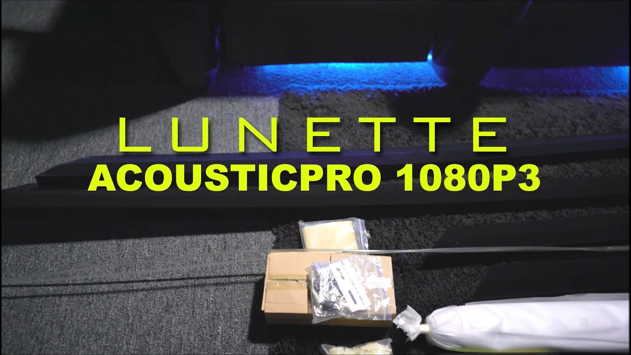 Lunette AcousticPro 1080P3 Review by Spare Change