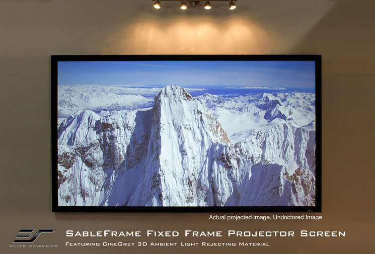 Sable Frame Series Shown with CineGrey 3D® Material