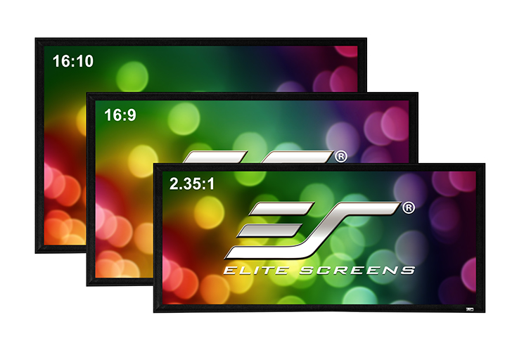 Sable Frame 2 Series Aspect Ratios
