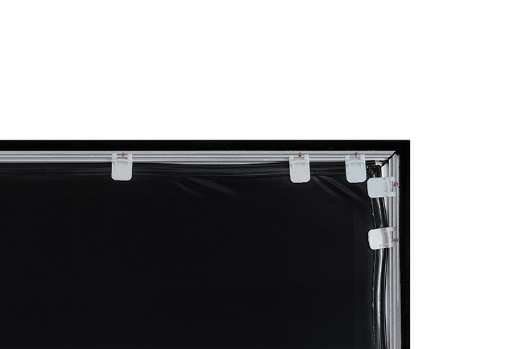 Sable Frame 2 Series Back Corner detail