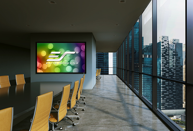Sable Frame 2 Series in Boardroom