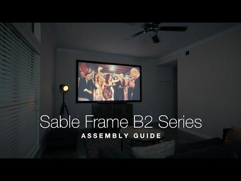 Sable Frame B2 Assembly Video