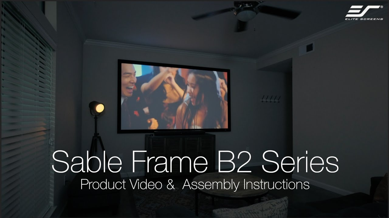 Sable Frame B2 Product & Assembly Video