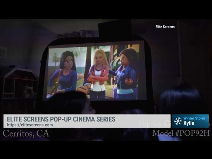 Tech Launchpad Featuring the Pop-Cinema Series