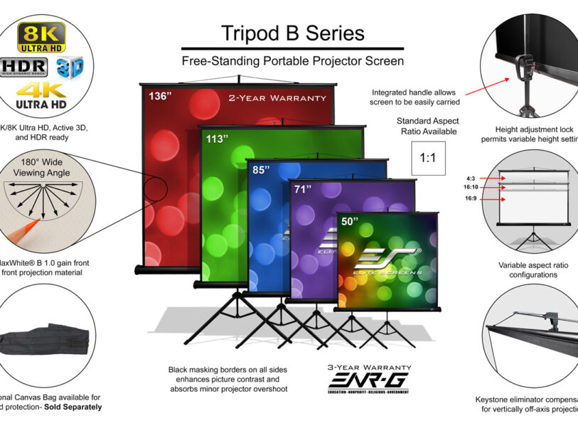 Tripod B Series