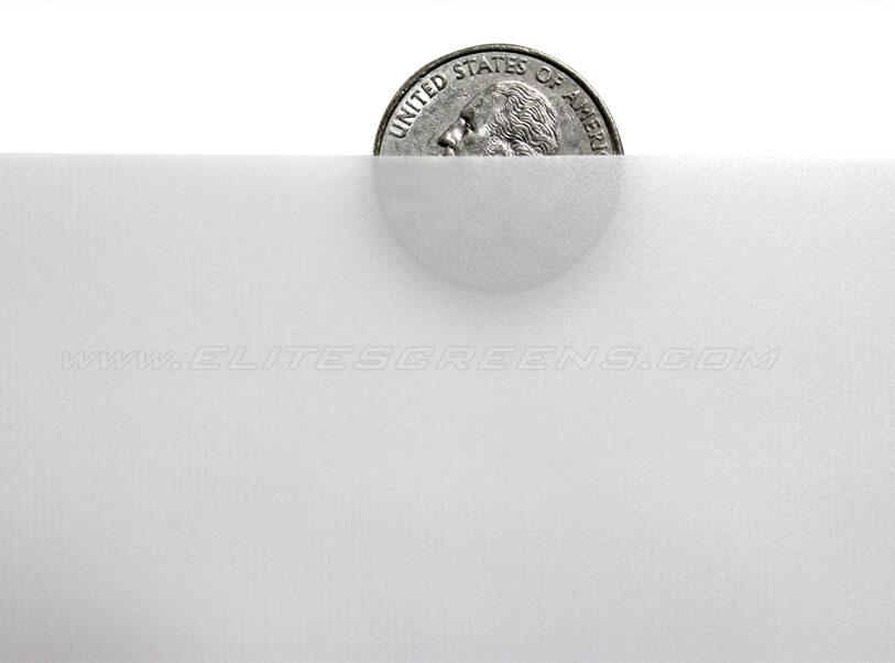 WraithVeil Dual transparency using a Quarter