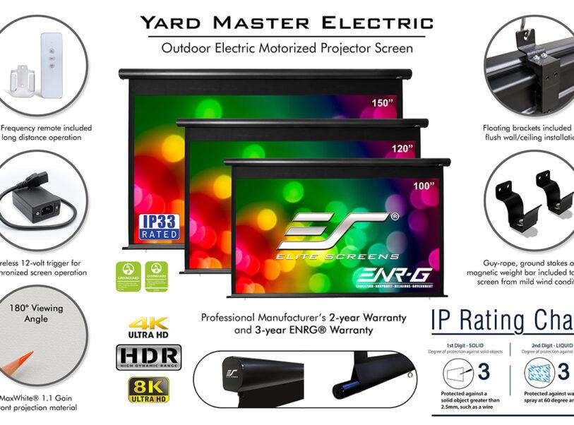 Yard Master Electric Series