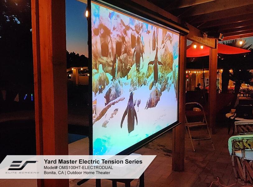 Yard Master Electric Tab-Tension series Bonita CA